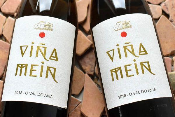 Viña Meín - Ribeiro 2018 Viña Meín