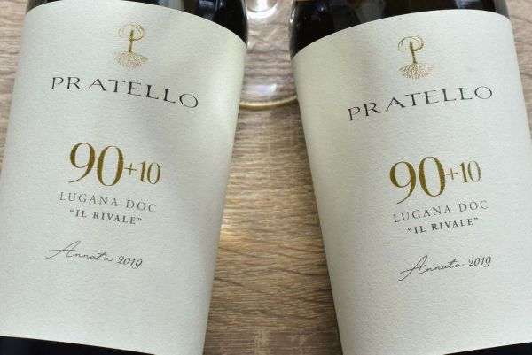 Pratello - Lugana 2019 90+10 Il Rivale