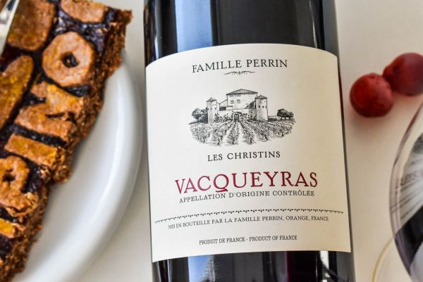 Famille Perrin - Vacqueyras 2018 Les Cristins