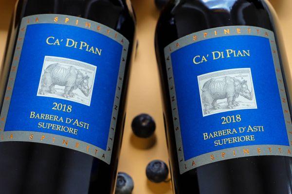 La Spinetta - Barbera d'Asti Superiore 2018 Ca di Pian