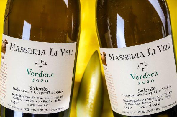 Masseria Li Veli - Verdeca 2020 Askos