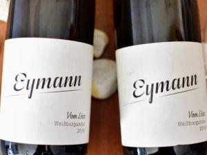 Weingut Eymann - Weißburgunder 2019 vom Löss Bio