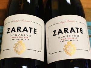 Zárate - Eulogio Pomares - Albariño 2019 Zarate
