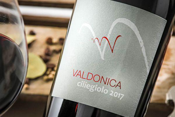 Valdonica - Ciliegiolo 2017 Bio