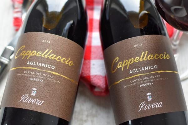 Rivera - Aglianico 2013 Cappellaccio