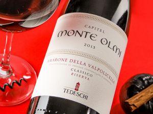 Tedeschi - Amarone Classico Riserva 2013 Monte Olmi