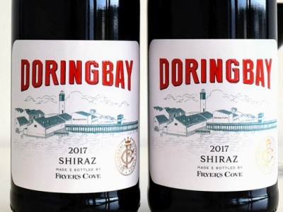 Fryer's Cove - Shiraz 2017 Doringbay