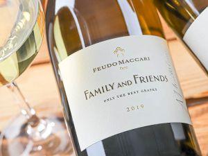 Feudo Maccari - Grillo 2019 Family and Friends Bio