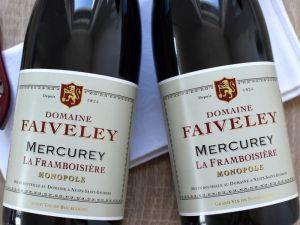 Faiveley - Mercurey Rouge 2018  La Framboisière