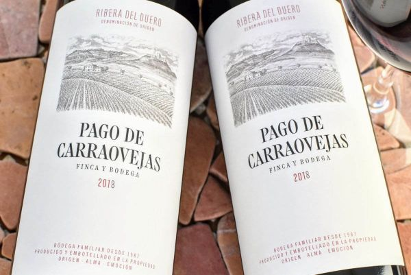 Pago de Carraovejas - Pago de Carraovejas 2018