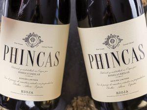 Bhilar - Rioja 2016 Phincas Bio