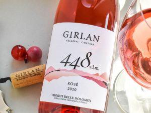 Kellerei Girlan - Rosé 2020 448 s.l.m.