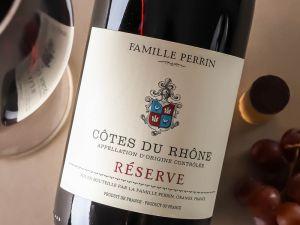 Famille Perrin - Côtes du Rhône Réserve 2019