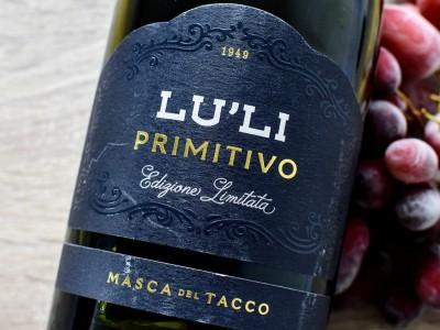 Masca del Tacco - Primitivo Lu'Li 2019 Edizione Limitata
