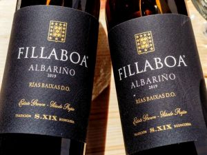 Bodegas Fillaboa - Albariño 2019 Fillaboa