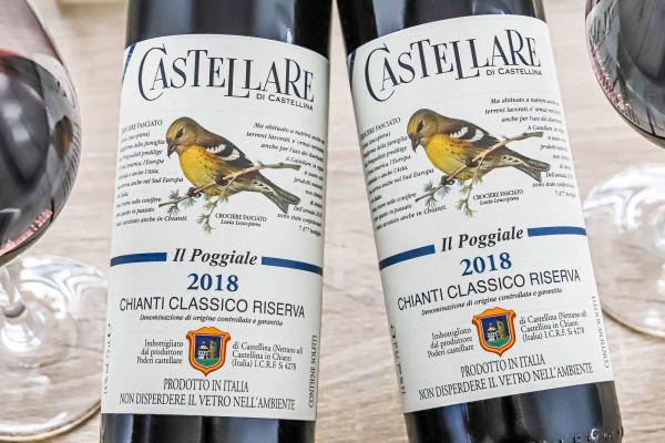 Castellare di Castellina - Chianti Classico Riserva 2018 Il Poggiale