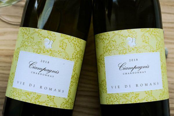 Vie di Romans - Chardonnay 2018 Ciampagnis