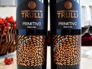 Borgo dei Trulli - Primitivo 2019 Saracena
