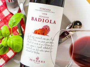 Fonterutoli - Poggio Badiola 2019