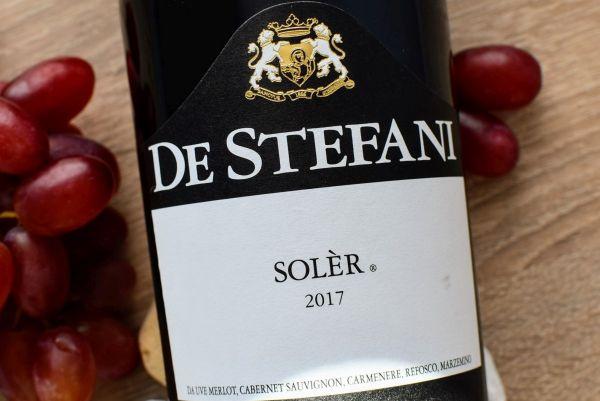 De Stefani - Soler 2017