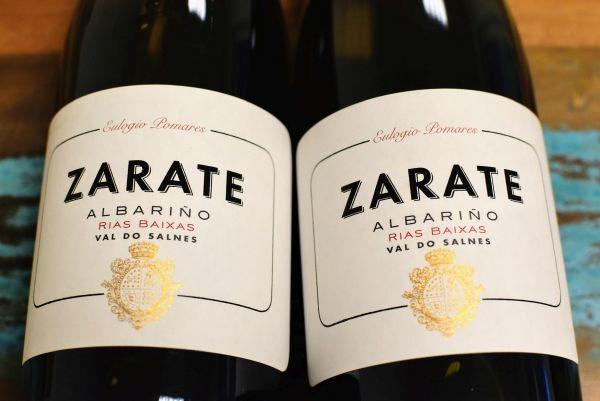 Zárate - Albariño 2019 Zarate
