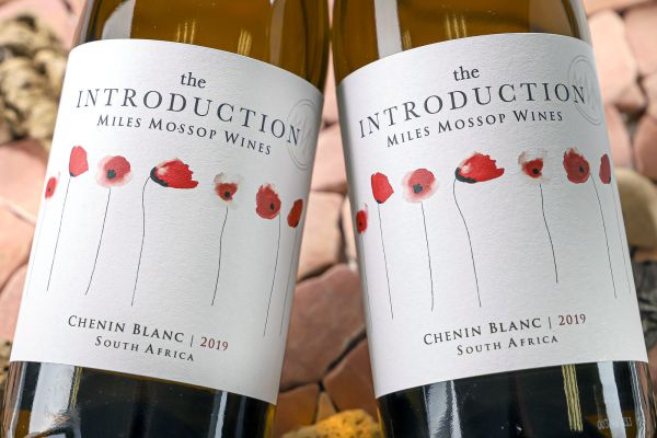 Miles Mossop -  Chenin Blanc 2019 Introduction