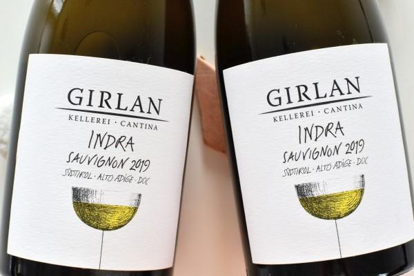 Girlan - Sauvignon Blanc 2019 Indra