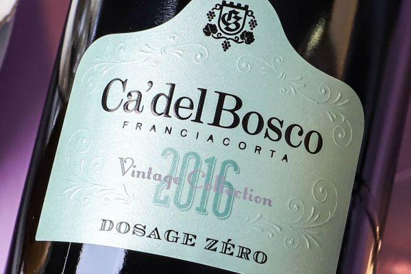 Ca' del Bosco - Franciacorta Vintage Collection 2016 Dosage Zero
