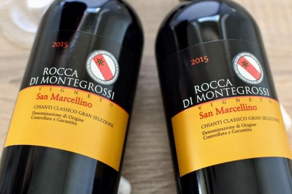 Rocca di Montegrossi - Chianti Classico Gran Selezione 2015 San Marcellino Bio