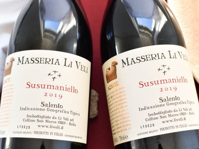 Li Veli - Susumaniello 2019 Askos