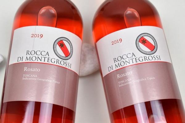 Rocca di Montegrossi - Rosato Toscano 2019 Bio