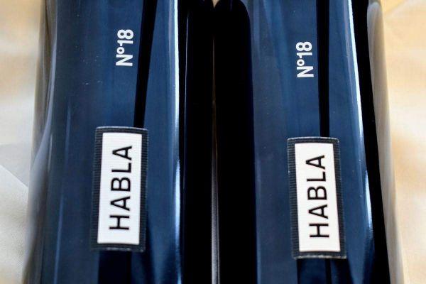 Habla - Syrah 2015 N°18
