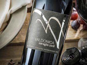 Valdonica - Sangiovese 2018 Saragio Bio