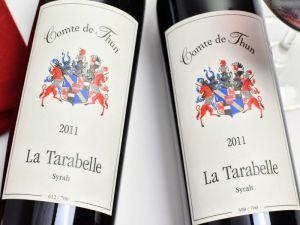 Comte de Thun - Syrah La Tarabelle 2011