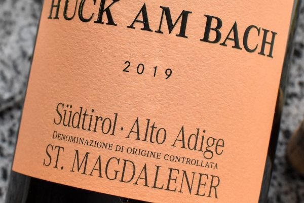 Kellerei Bozen - St. Magdalener Classico 2019 Huck am Bach