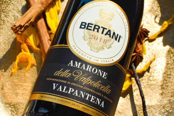 Bertani - Amarone Valpantena 2018
