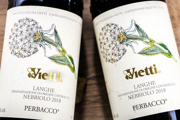 Vietti - Nebbiolo 2018 Perbacco