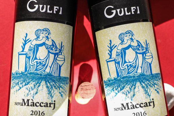 Gulfi - NeroMaccarj 2016 Bio