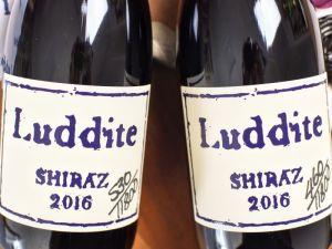 Luddite - Shiraz 2016 Luddite