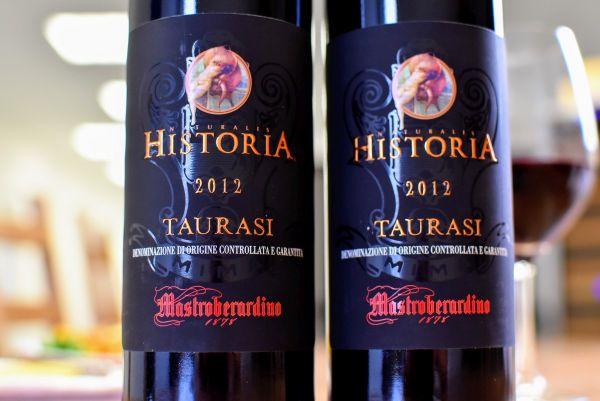 Mastroberardino - Taurasi 2012 Naturalis Historia