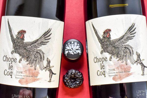 Comte de Thun - Chope Le Coq 2019