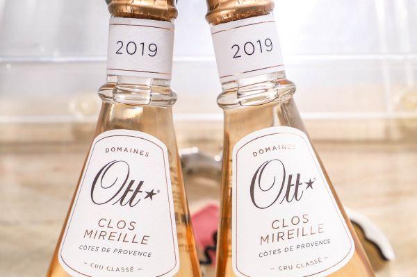 Domaines Ott - Ott Rosé 2019 Clos Mireille