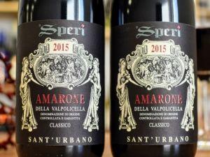 Speri - Amarone Classico 2015 Sant'Urbano Bio