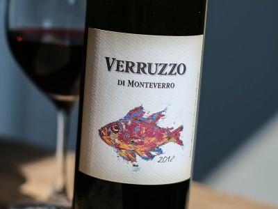 Monteverro - Verruzzo di Monteverro 2018