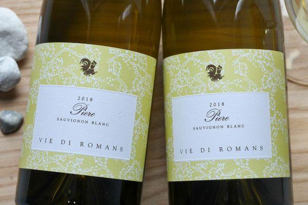 Vie di Romans - Sauvignon Blanc 2018 Piere