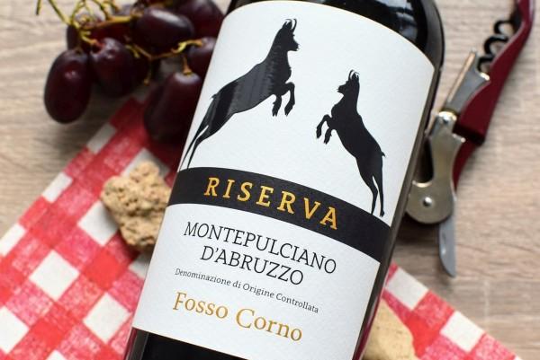 Fosso Corno - Montepulciano d'Abruzzo 2016 Riserva