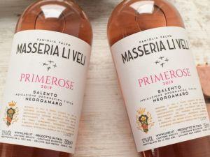 Masseria Li Veli - Negroamaro Rosé 2019 Primerose