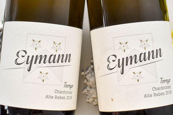 Weingut Eymann - Chardonnay 2018 Toreye Alte Reben Bio