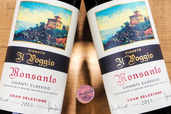 Castello di Monsanto - Chianti Classico Gran Selezione 2015 Il Poggio