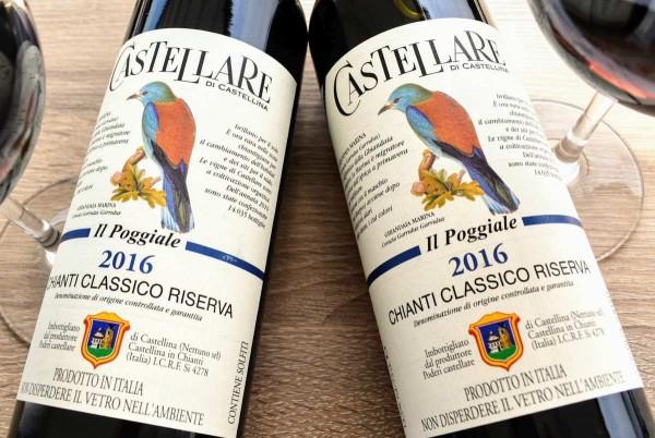Castellare - Chianti Classico Riserva 2016 Il Poggiale